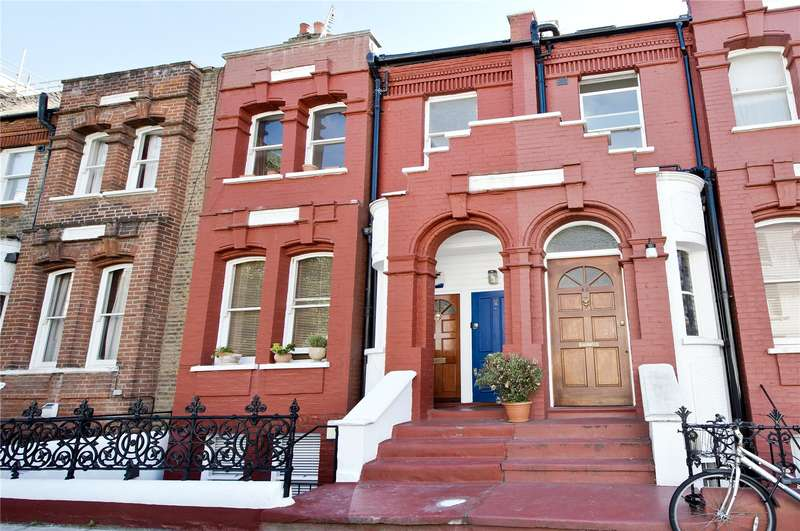 2 Bedrooms Ground Flat for sale in Priory Park Road, London, NW6