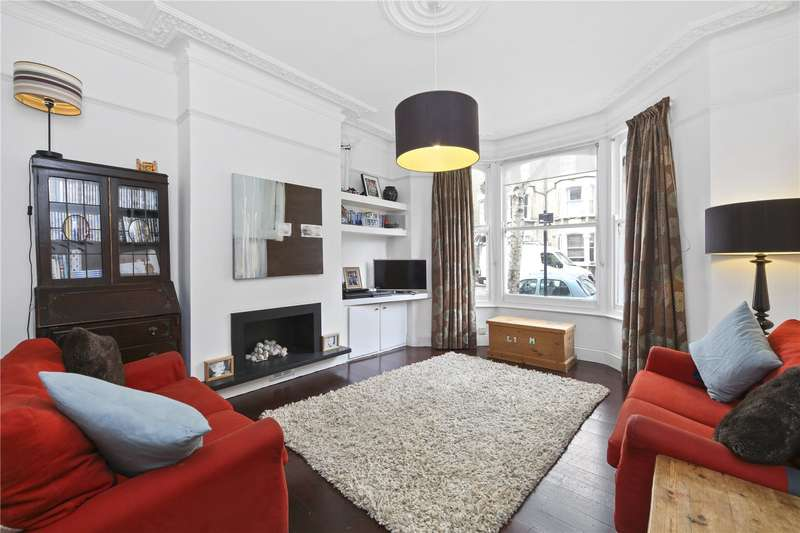 3 Bedrooms Ground Flat for sale in Bardolph Road, London, N7