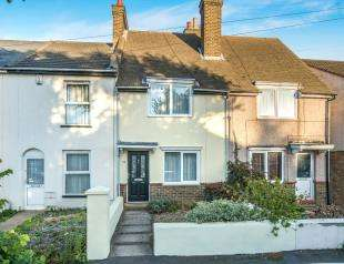 3 Bedrooms Terraced House for sale in Invicta Road, Dartford, Kent, Dartford