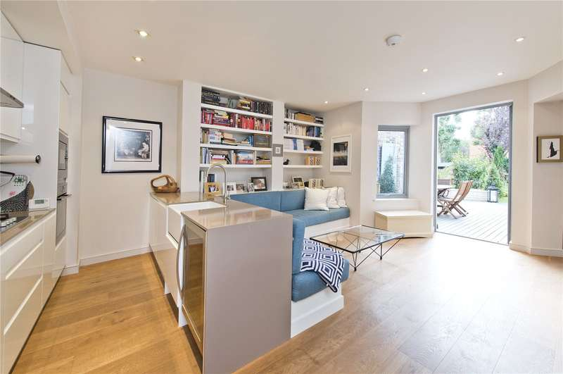 2 Bedrooms Flat for sale in Randolph Avenue, London, W9