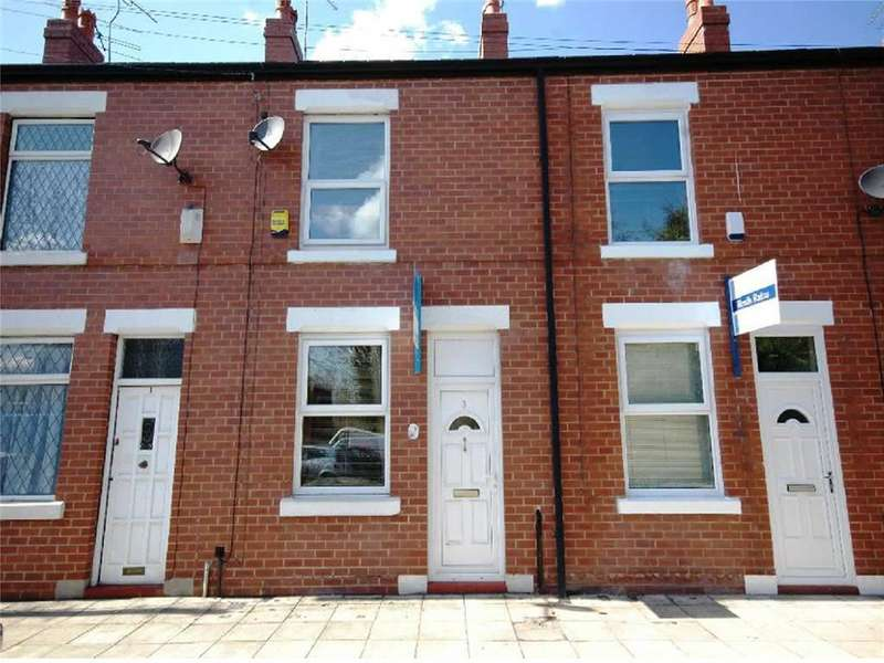 2 Bedrooms Property for sale in Werneth Street, Vernon Park, Stockport