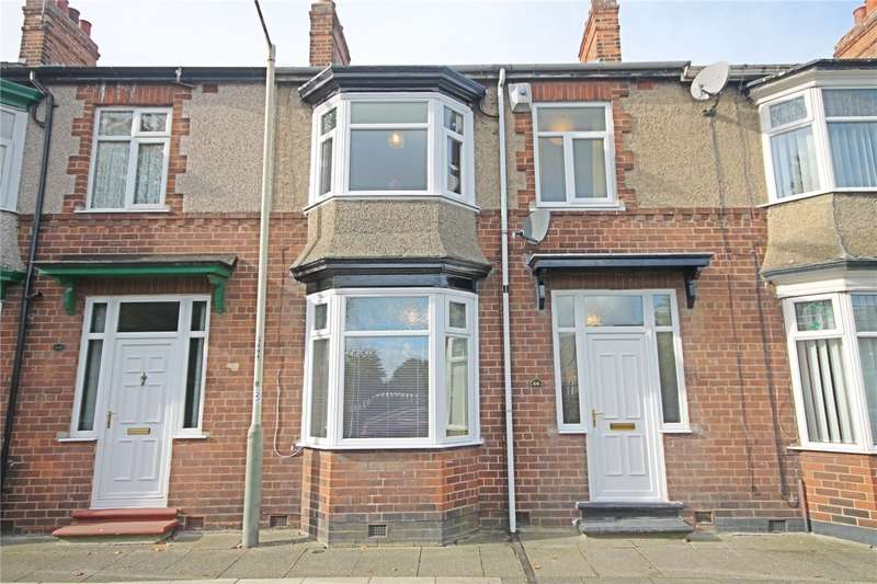 3 Bedrooms Terraced House for sale in Rydal Road, Darlington, County Durham, DL1