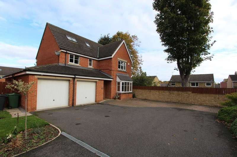 6 Bedrooms Detached House for sale in Burnleys Mill Road, Gomersal