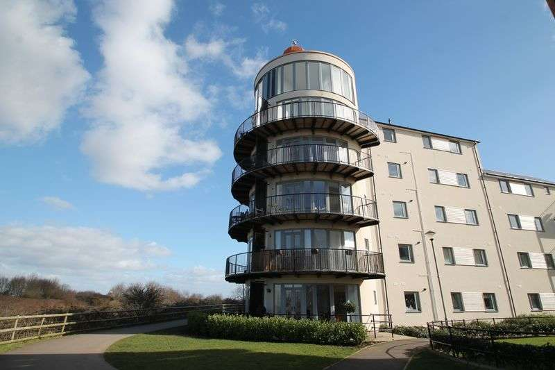2 Bedrooms Flat for sale in Wren Gardens, Portishead