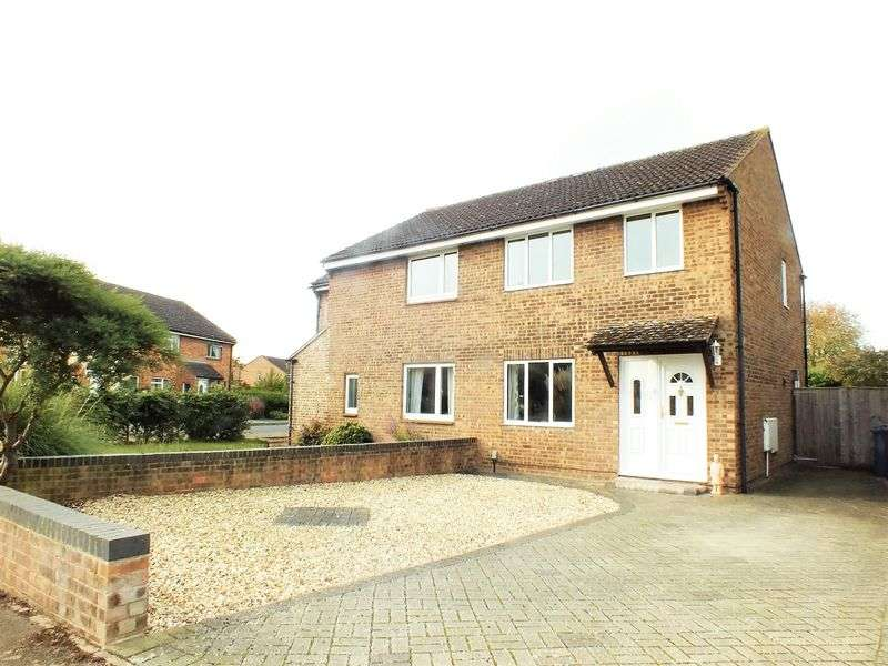 3 Bedrooms Semi Detached House for sale in Meadow Way, Yarnton