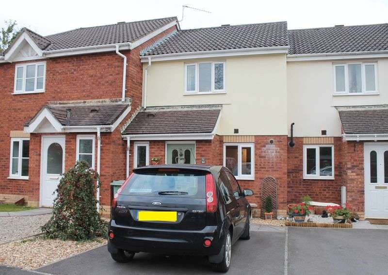 2 Bedrooms Terraced House for sale in Coed Mieri, Pontyclun, CF72 9UW