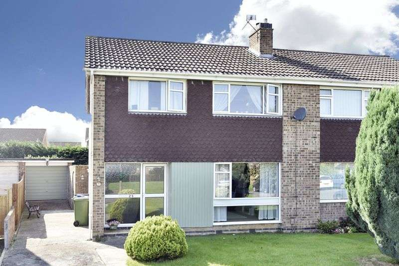 3 Bedrooms Semi Detached House for sale in Broadmead, Trowbridge