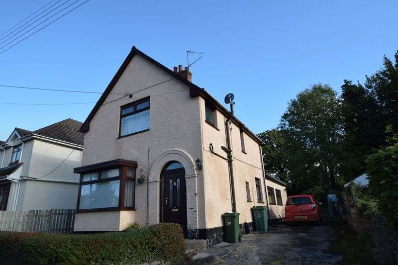 3 Bedrooms Detached House for sale in Ashford Close South, Cwmbran