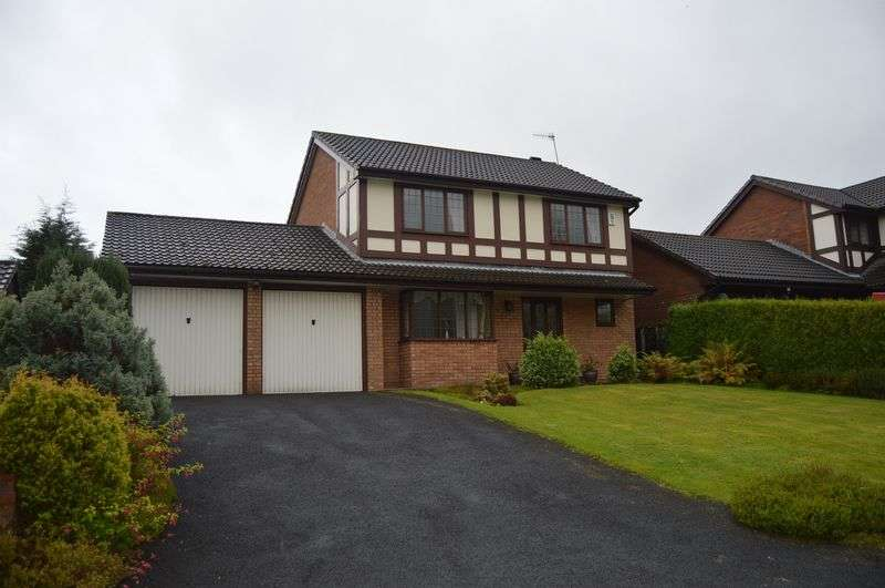 4 Bedrooms Detached House for sale in Starring Way, Littleborough