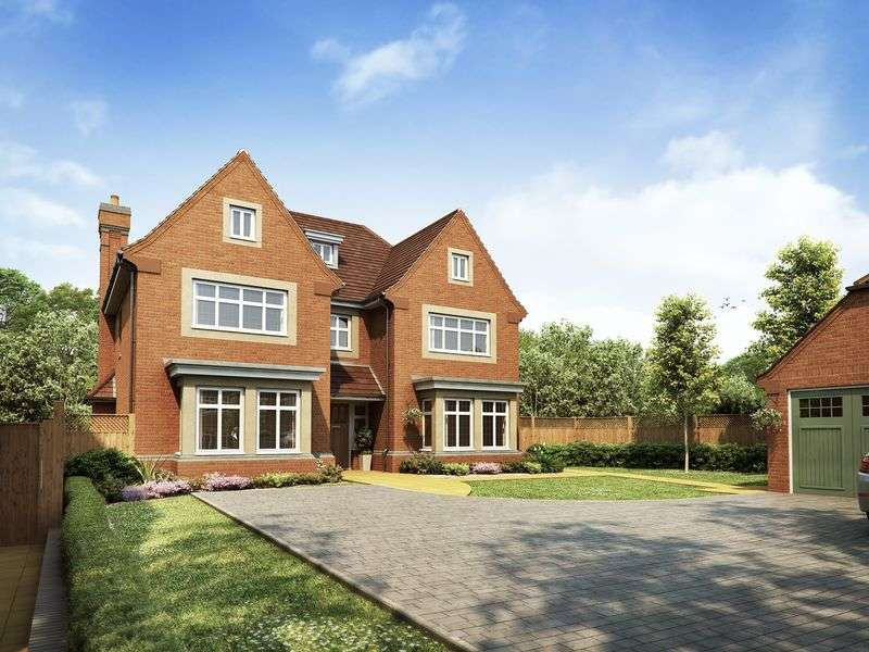 5 Bedrooms Detached House for sale in The Regent, Plot 3, Milford Place, Milford Road, Harborne