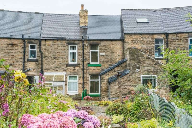 3 Bedrooms Terraced House for sale in Heavygate Road, Crookes - STUNNING VIEWS!