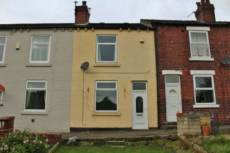 2 Bedrooms Terraced House for sale in Victoria Street, Pontefract