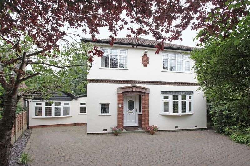 3 Bedrooms Detached House for sale in Henson Grove, Timperley