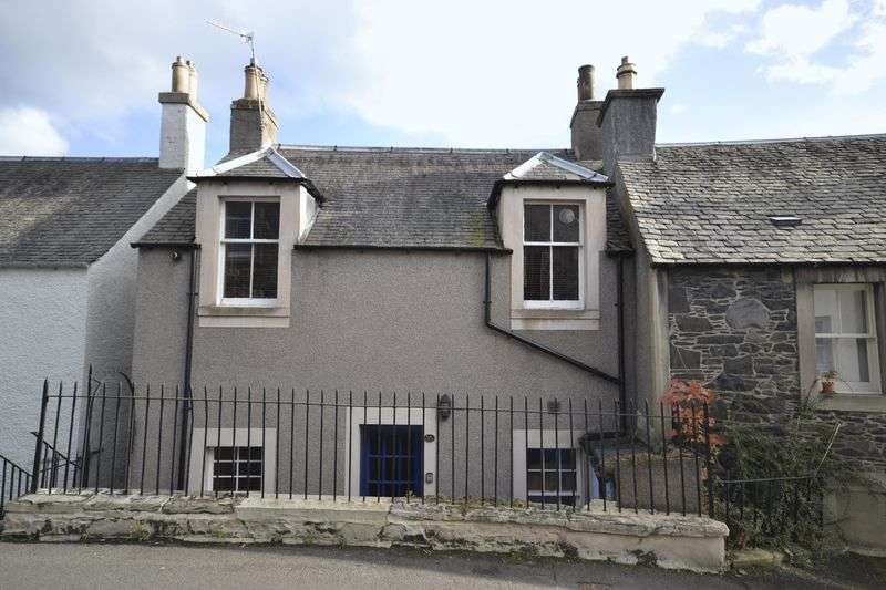 2 Bedrooms Semi Detached House for sale in 16 Biggiesknowe, Peebles, EH45 8HS