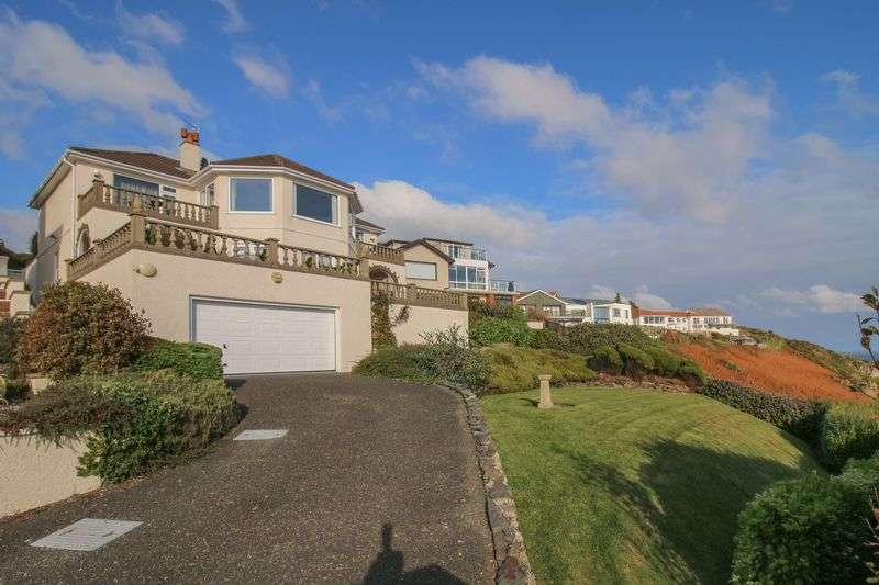4 Bedrooms Detached House for sale in Heatherlands, 58 Majestic Drive, Onchan, IM3 2JL