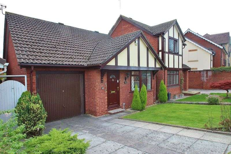 2 Bedrooms Detached Bungalow for sale in Brampton Way, Portishead, North Somerset