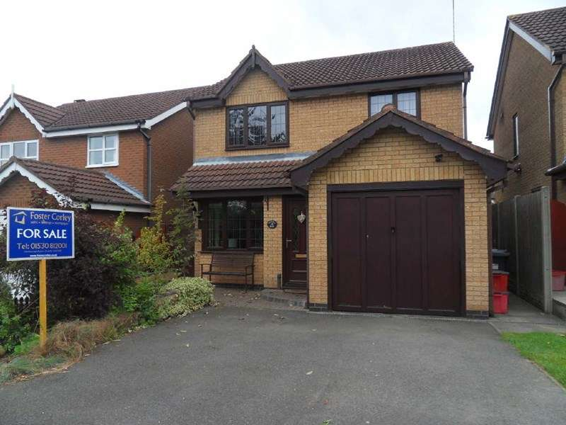 3 Bedrooms Detached House for sale in Victoria Road, Ibstock