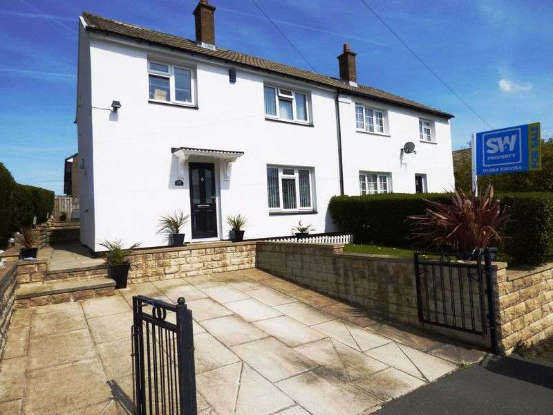 3 Bedrooms Semi Detached House for sale in Weymouth Avenue, Huddersfield