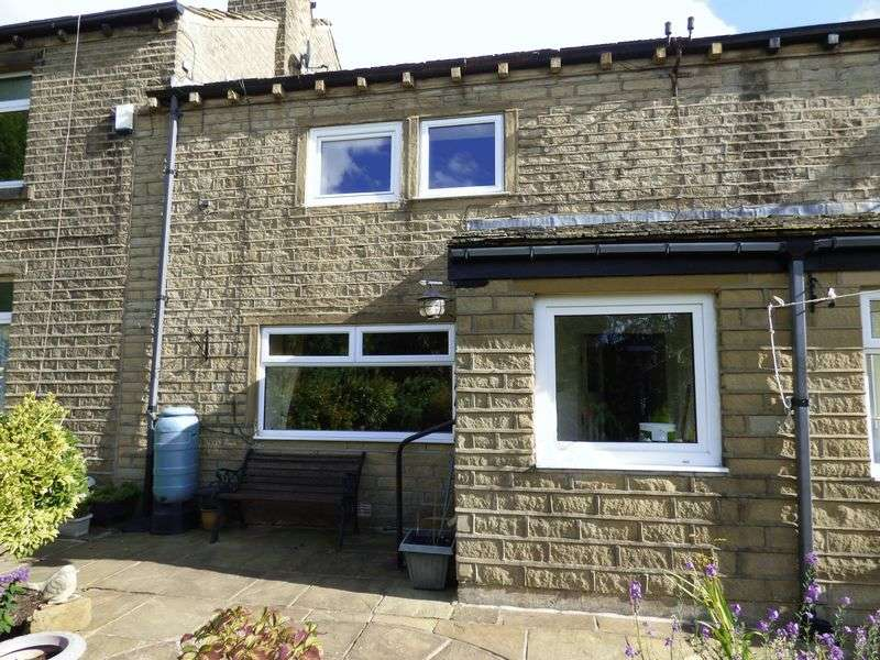 2 Bedrooms House for sale in Quarmby Road, Huddersfield