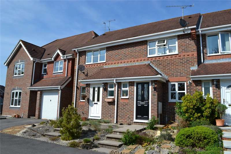 2 Bedrooms Terraced House for sale in Starling Close, Burgess Hill, West Sussex, RH15