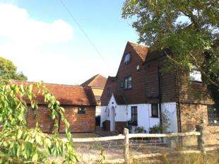 4 Bedrooms Detached House for sale in Chiddingly Road, Horam, Heathfield, East Sussex