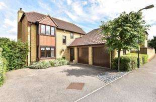 4 Bedrooms Detached House for sale in Scholey Close, Halling, Rochester, Kent