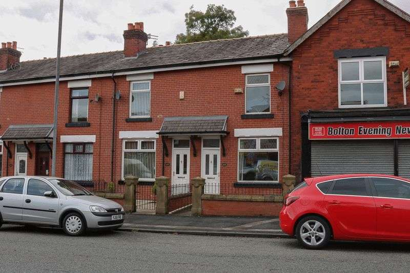 2 Bedrooms Property for sale in Tonge Moor Road, Bolton