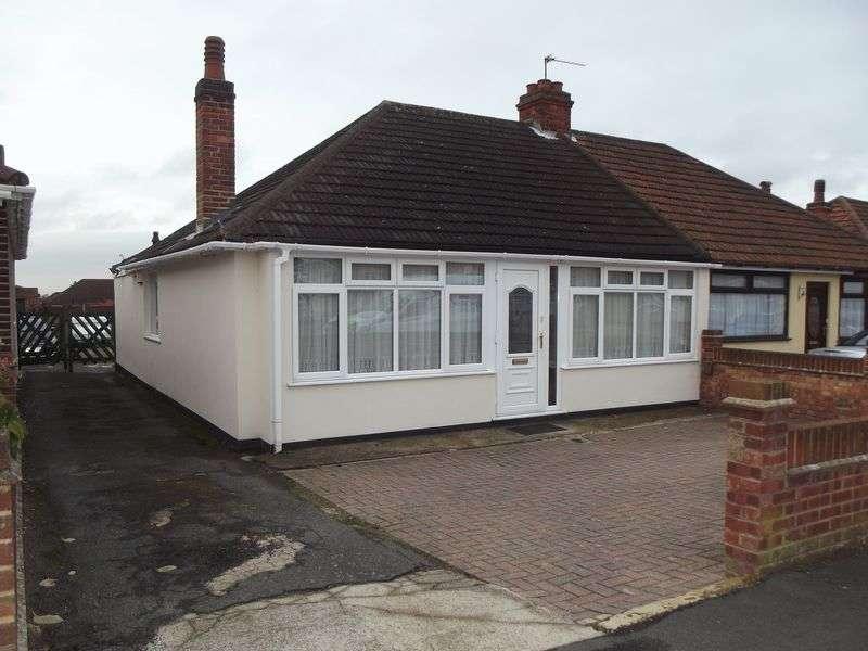 2 Bedrooms Semi Detached Bungalow for sale in Abbotts Walk, Bexleyheath