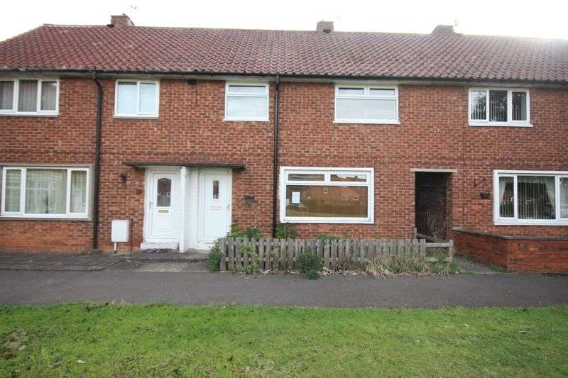 2 Bedrooms Terraced House for sale in Bewick Crescent, Newton Aycliffe