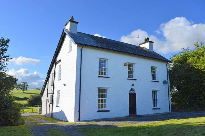 6 Bedrooms Detached House for sale in Abergavenny, Monmouthshire