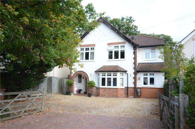 4 Bedrooms Detached House for sale in Oxford Road, Wokingham, Berkshire