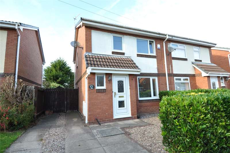 3 Bedrooms Semi Detached House for sale in Norwich Drive, Upton, Wirral