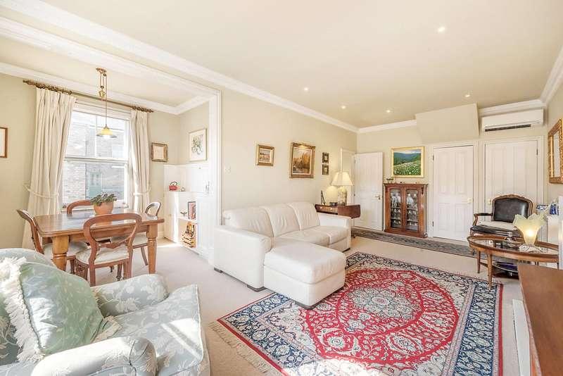 3 Bedrooms Maisonette Flat for sale in Beaufort Street, Chelsea, London, SW3