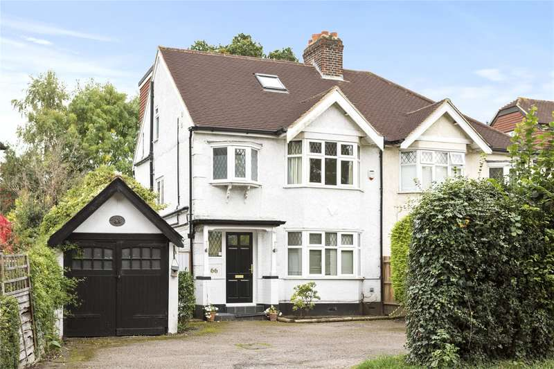 4 Bedrooms House for sale in Milbourne Lane, Esher, Surrey, KT10