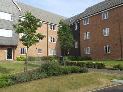 2 Bedrooms Flat for sale in Perryfields, Braintree