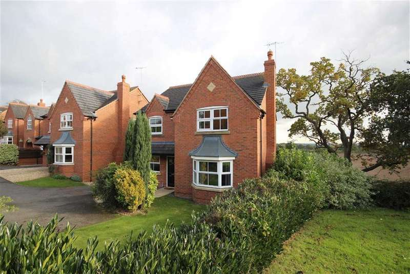 4 Bedrooms Property for sale in Charingworth Drive, Hatton Park, Warwick, CV35