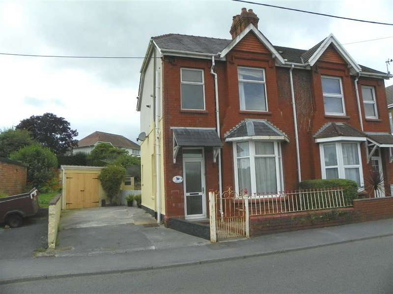 2 Bedrooms Property for sale in Parkum Villas, Five Roads, Llanelli