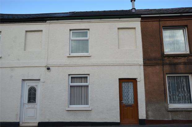 2 Bedrooms Terraced House for sale in Charlotte Street, Crediton, Devon
