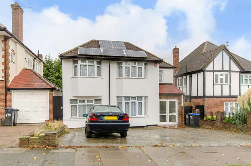 4 Bedrooms House for sale in Chase Road, Southgate, N14