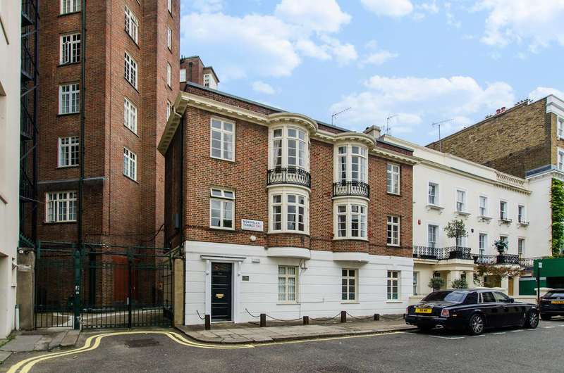 1 Bedroom Flat for sale in Montpelier Terrace, Knightsbridge, SW7