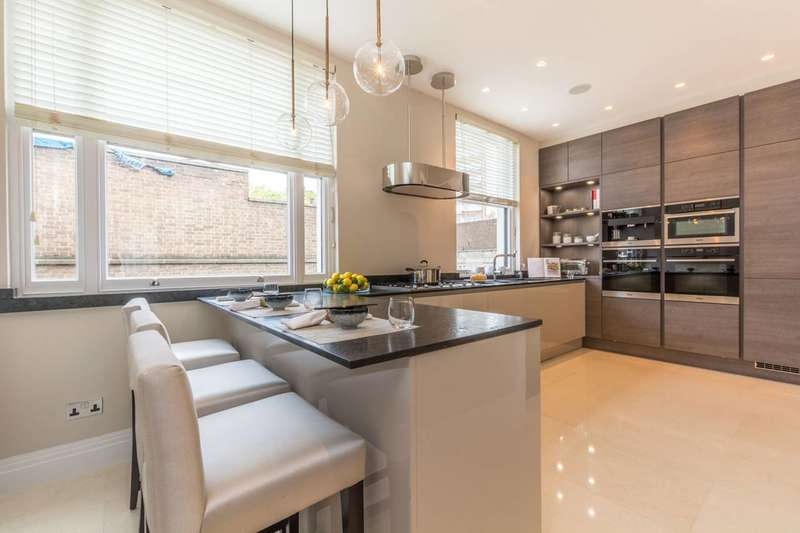 3 Bedrooms Flat for sale in Hyde Park Estate, Hyde Park Estate, W2