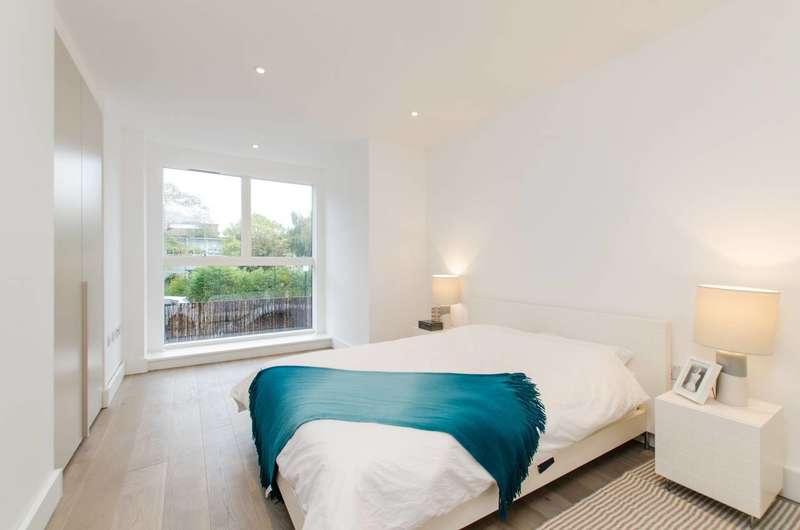 2 Bedrooms Flat for sale in West Elms Studios, Battersea, SW8