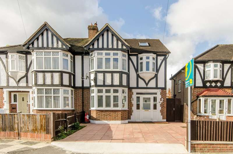 5 Bedrooms House for sale in Camrose Close, Morden, SM4
