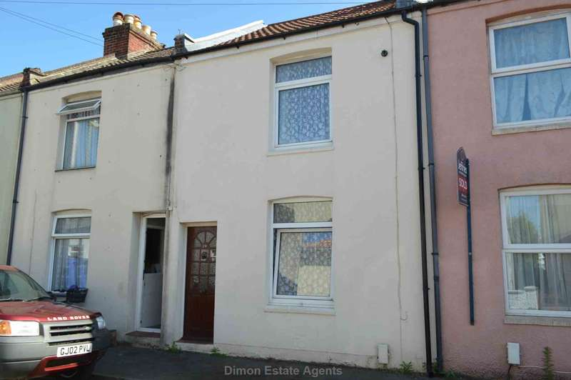 3 Bedrooms Terraced House for sale in Cobden Street, Gosport