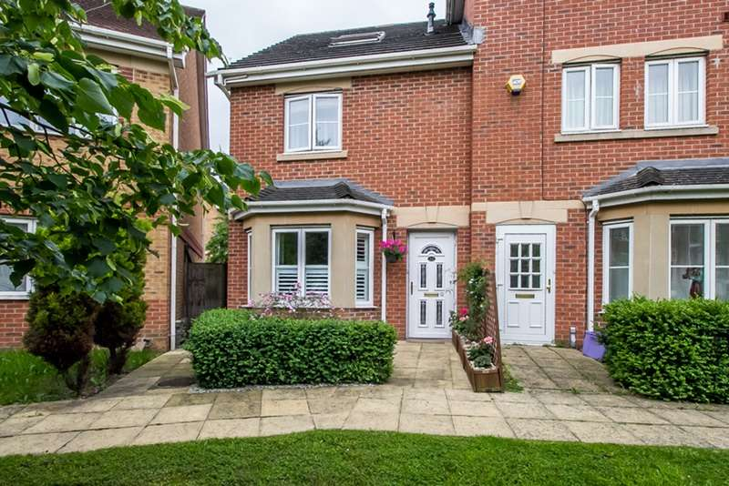 3 Bedrooms Semi Detached House for sale in BEWLEY, WIMBLEDON, London, SW19