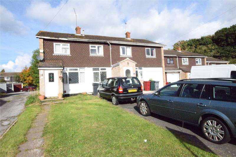3 Bedrooms End Of Terrace House for sale in Ogmore Close, Tilehurst, Reading, Berkshire, RG30