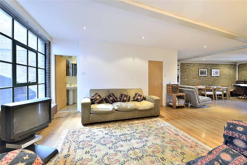 2 Bedrooms Flat for sale in Clink Wharf, Clink Street, London, SE1