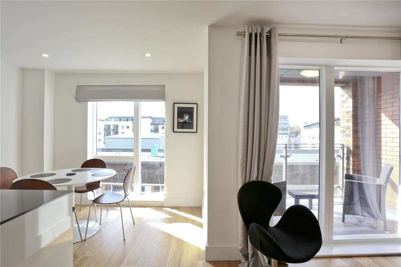2 Bedrooms Flat for sale in Gallery Apartments, 6 Lamb Walk, London, SE1