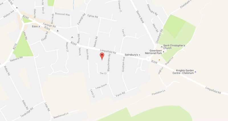 1 Bedroom Maisonette Flat for sale in Hawthorn Close, Warlingham