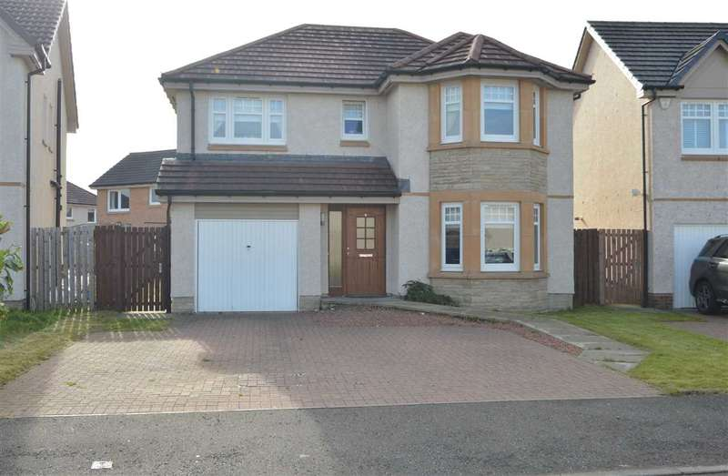 4 Bedrooms Detached House for sale in Westfarm Drive, Cambuslang